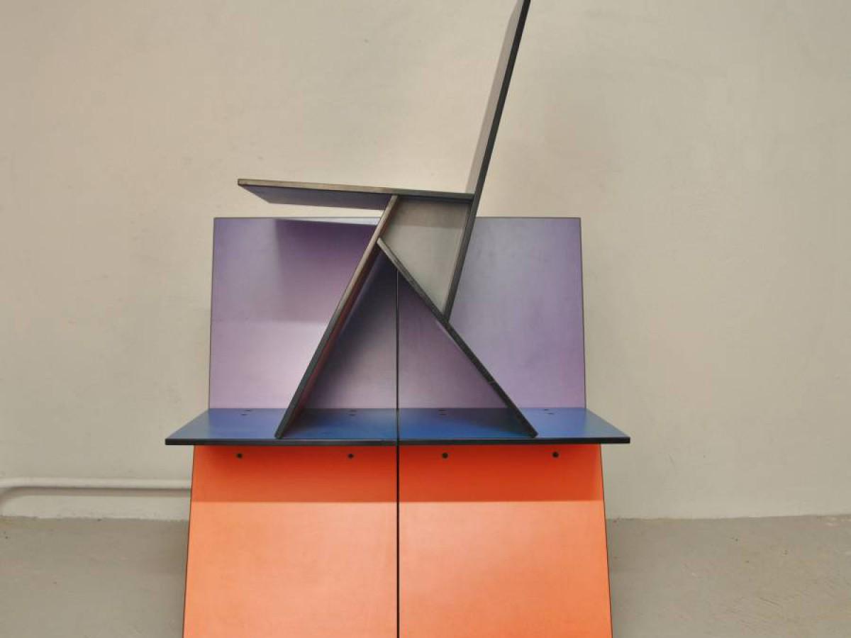 39 vilbert 39 chair by verner panton for ikea novac vintage for Sedie vintage design