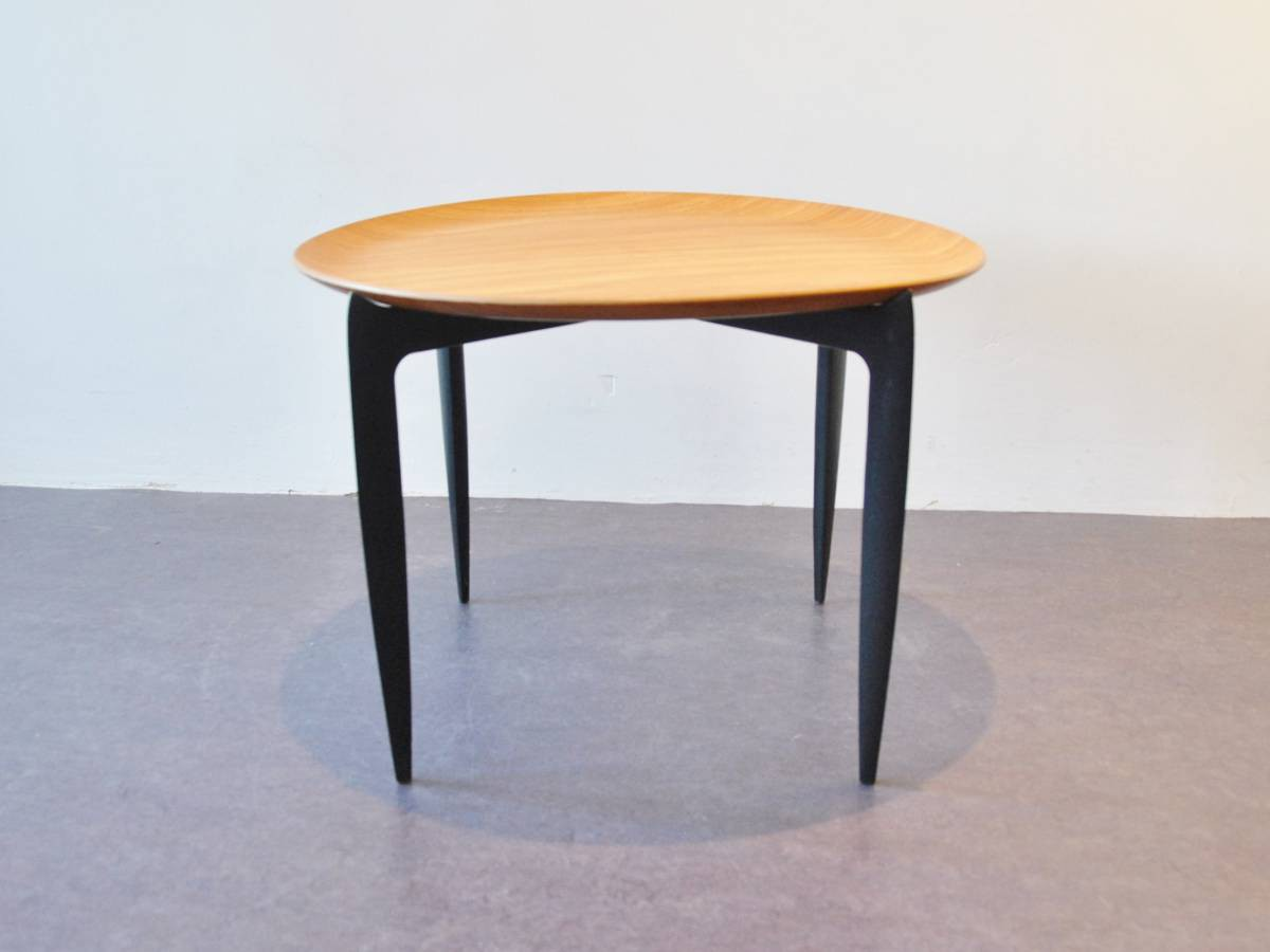 39 Bakkebord 39 Coffee Side Table By Engholm And Willumsen For Fritz Hansen Novac Vintage