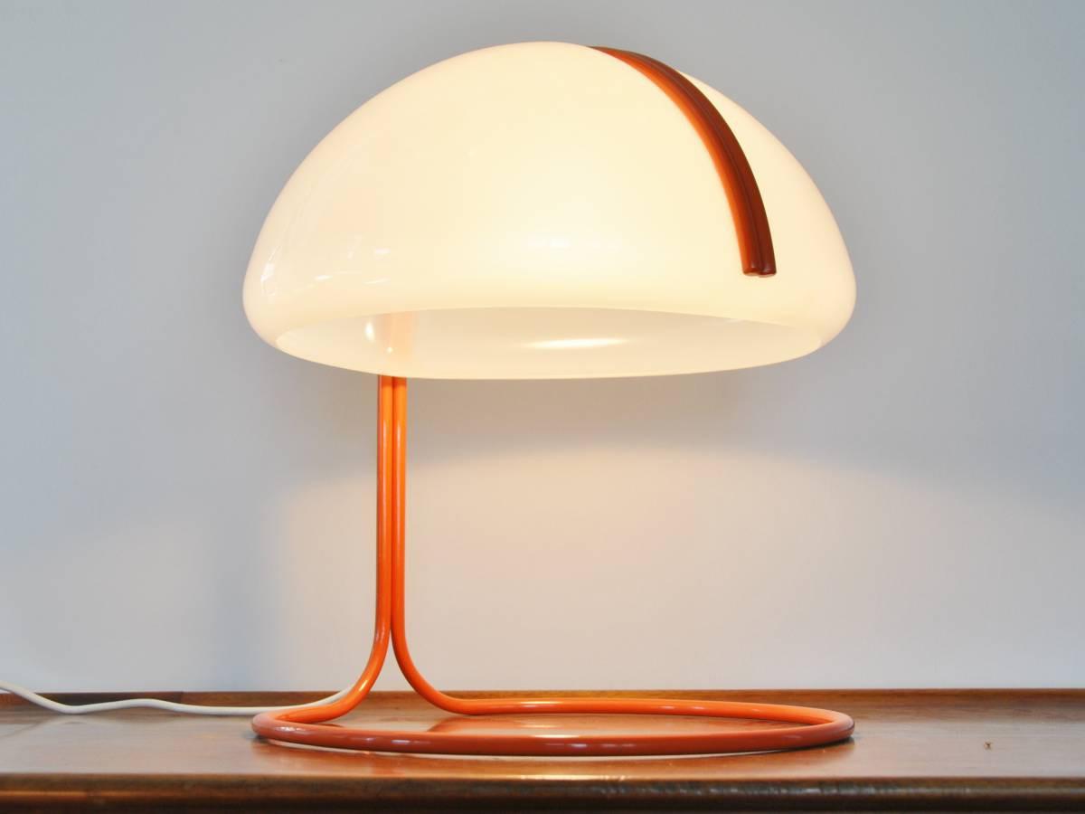 Conchiglia Desk Or Table Lamp By Harvey Guzzini For