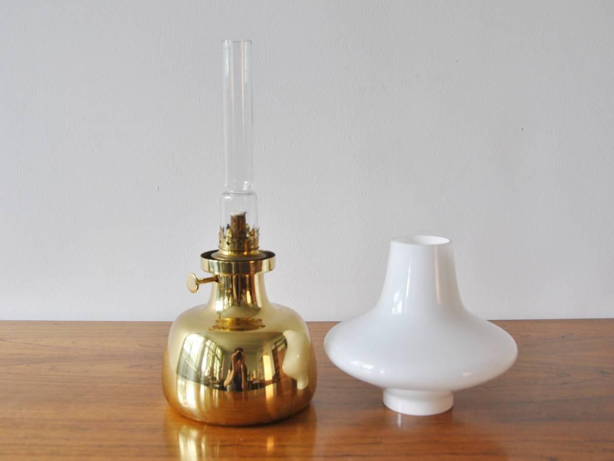 petronella oil lamp by henning koppel for louis poulsen novac vintage. Black Bedroom Furniture Sets. Home Design Ideas