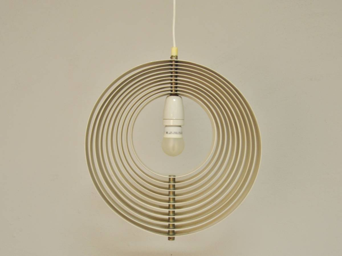 Attractive V With Panton Moon Lamp Nice Design