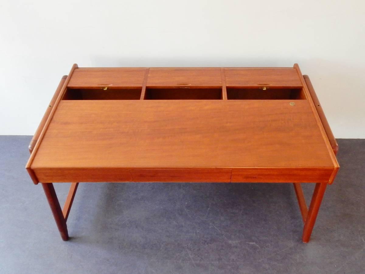 Vintage desk by clausen and maerus for eden amsterdam rotterdam