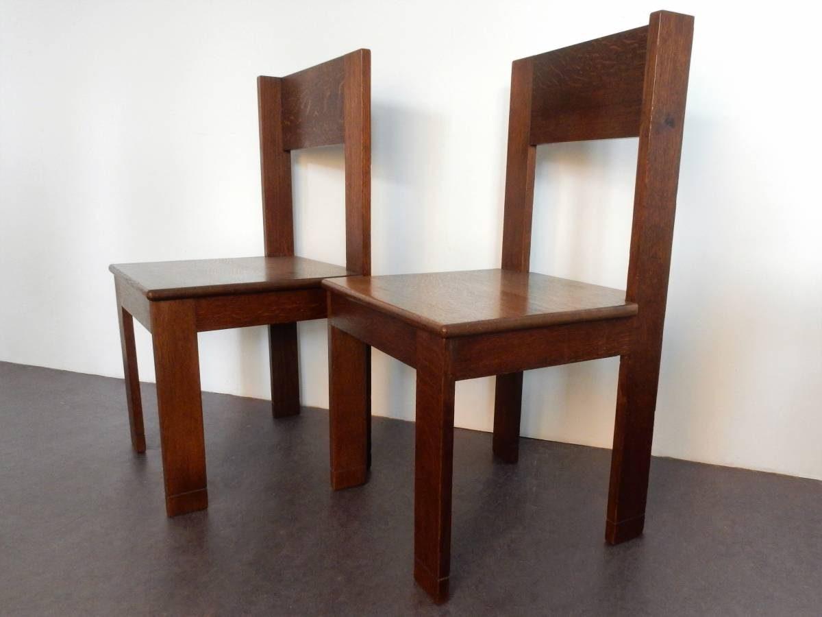 1920 S Modernist Bedroom Set Of Table And Chairs For L O V Oosterbeek The Netherlands Novac Vintage